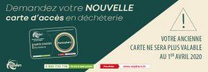Déchèteries Dammartin-en-Goële et Mitry-Mory : dernier délai pour demander votre nouvelle carte d'accès