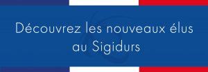 Le Sigidurs accueille son nouveau Président