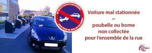 Stop aux stationnements gênants