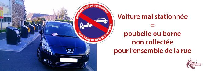 Site web bandeau actu_stationnement gênant