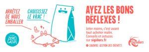 Read more about the article Réduire vos déchets au moment de l'achat, il faut juste y penser !